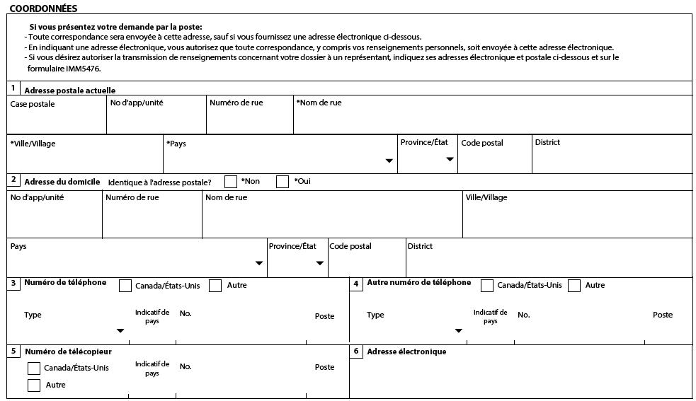 Le PVT pas à pas : Étape 2 : Demande de permis de travail (part III)