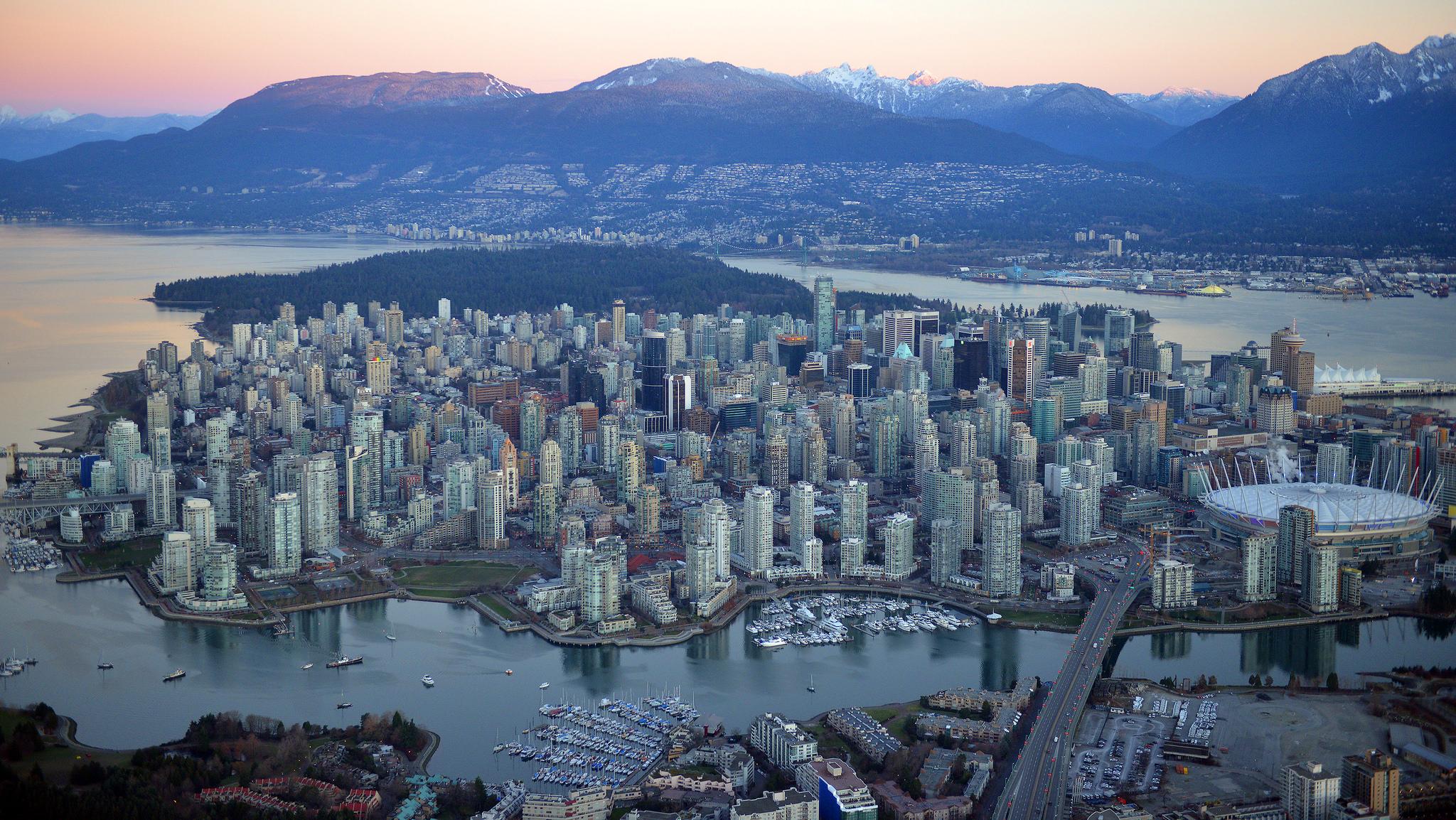Vancouver Un Far West Moderne Et Nature