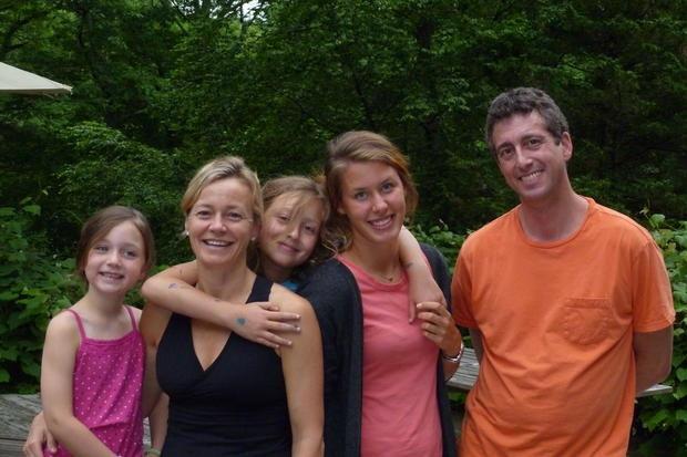 Famille d'accueil au Canada