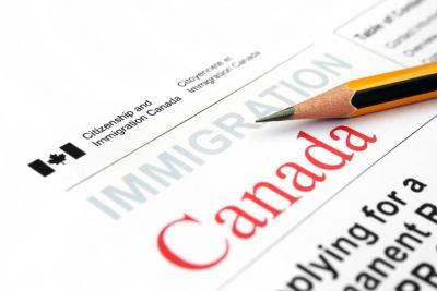 Formulaire immigration