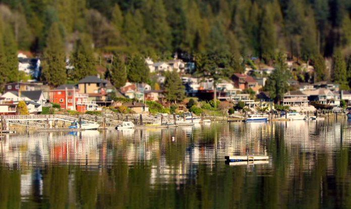 alentours de Vancouver