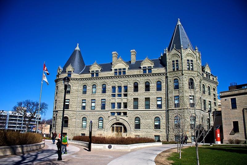 Etudier au canada : Université de Winnipeg