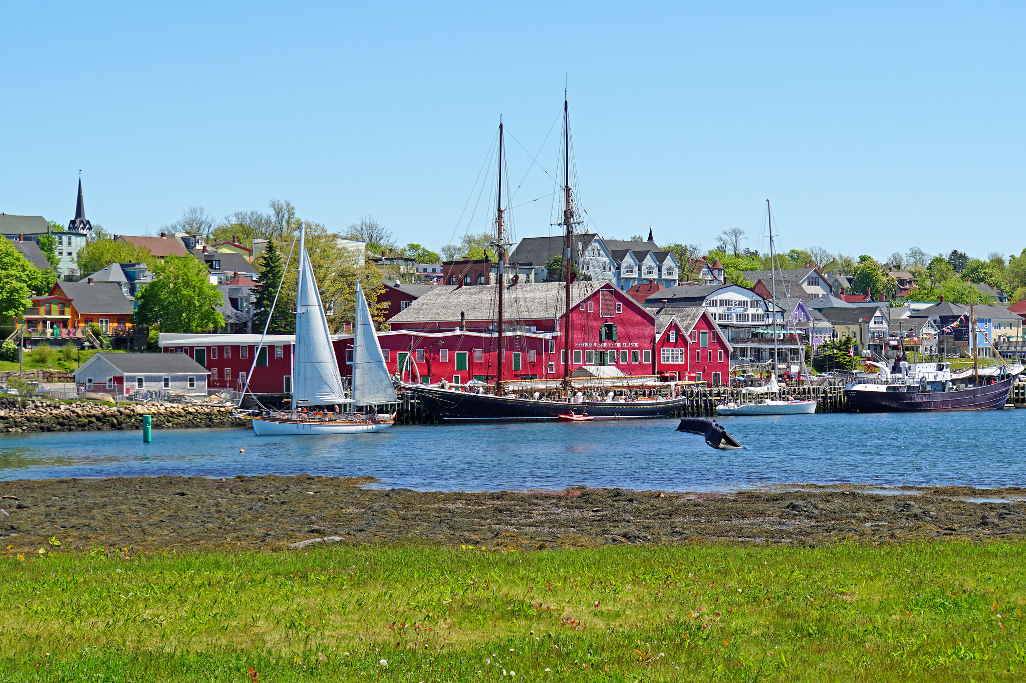 Lunenburg by Dennis Jarvis