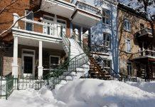 logement au Canada