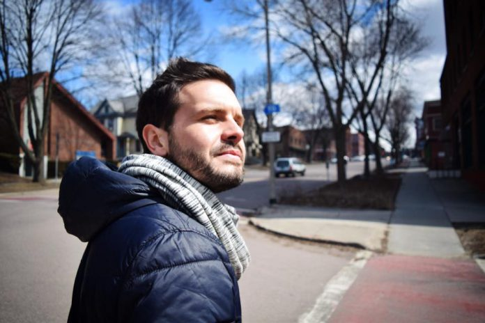 Portrait EIC : Olivier