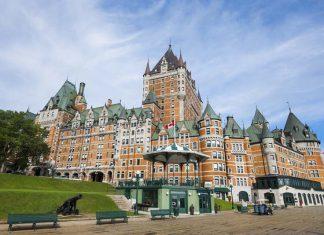 Histoire du Québec : Chateau Frontenac