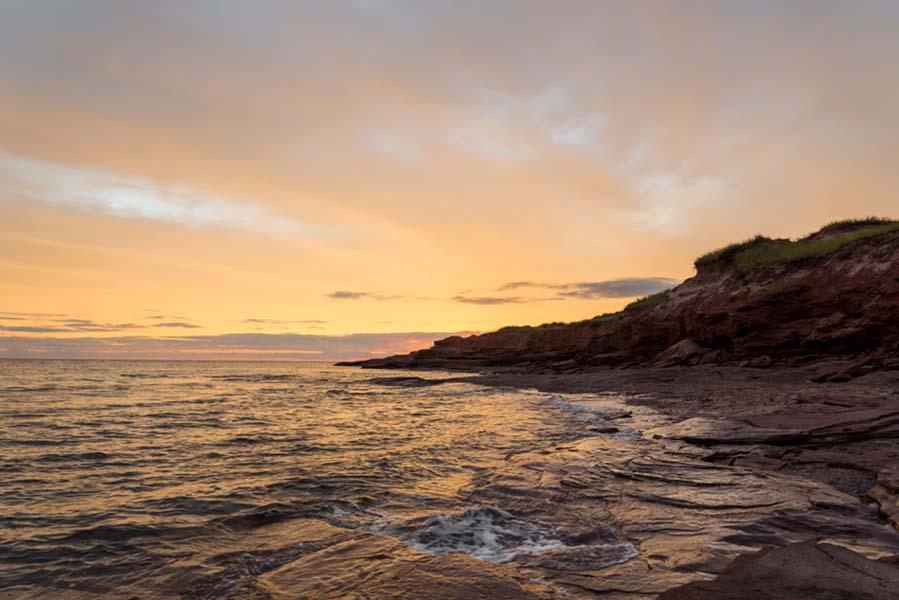 Plages du canada : plage cavendish