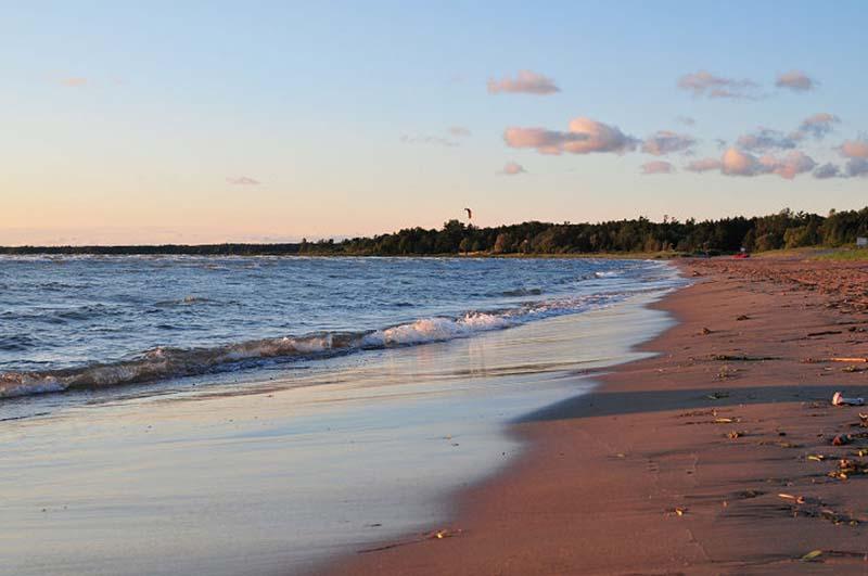 Plages du canada : wasaga beach