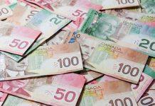 l'argent au Canada
