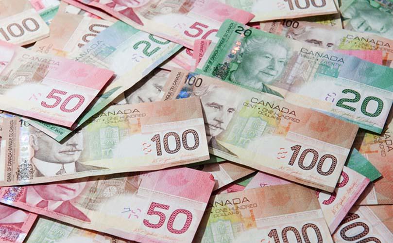 L argent au canada comment retirer transférer changer votre