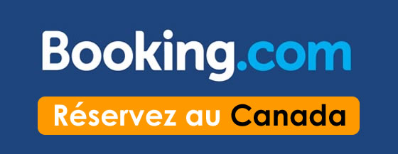 Réservation Canada Booking
