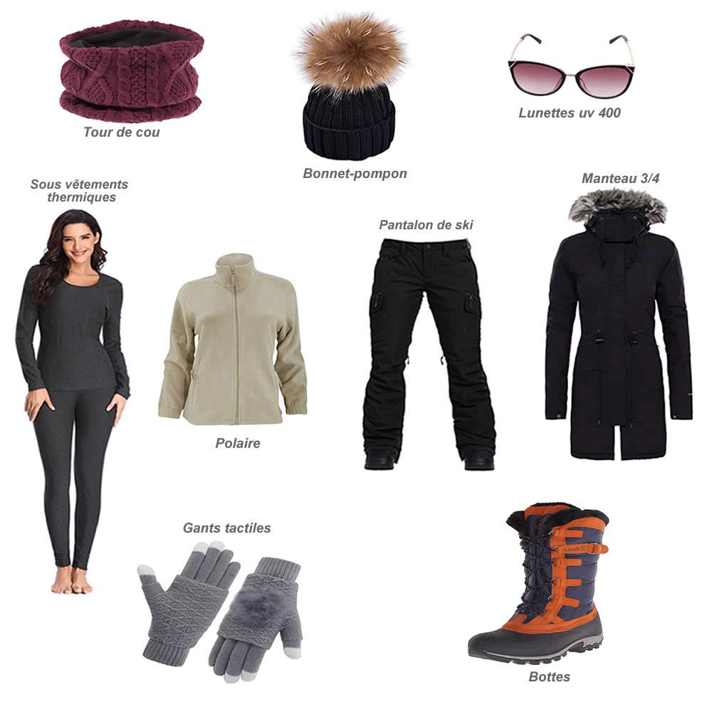 e68e02650c2 Vêtements d hiver pour affronter sereinement le froid canadien