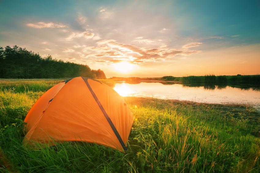 Camping au Canada