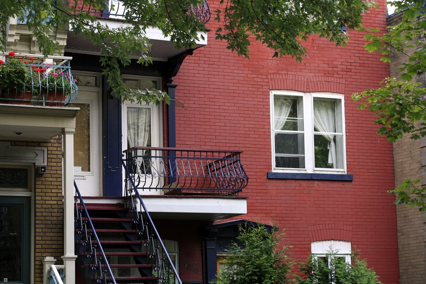 La location d\'un logement au Canada